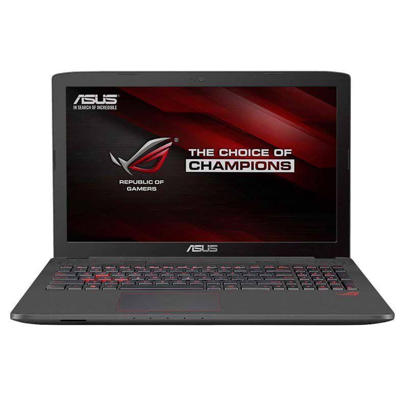 "Notebook ASUS Gaming Intel core I7- 6700HQ, 32GB de Memória, HD 2TB + SSD 256GB M.2, Placa de Vídeo GeForce GTX960M 4GB, USB 3.1 - C, Tela 15"" Ultra HD IPS 4K,  Windows 10 - GL552VW-IH78"
