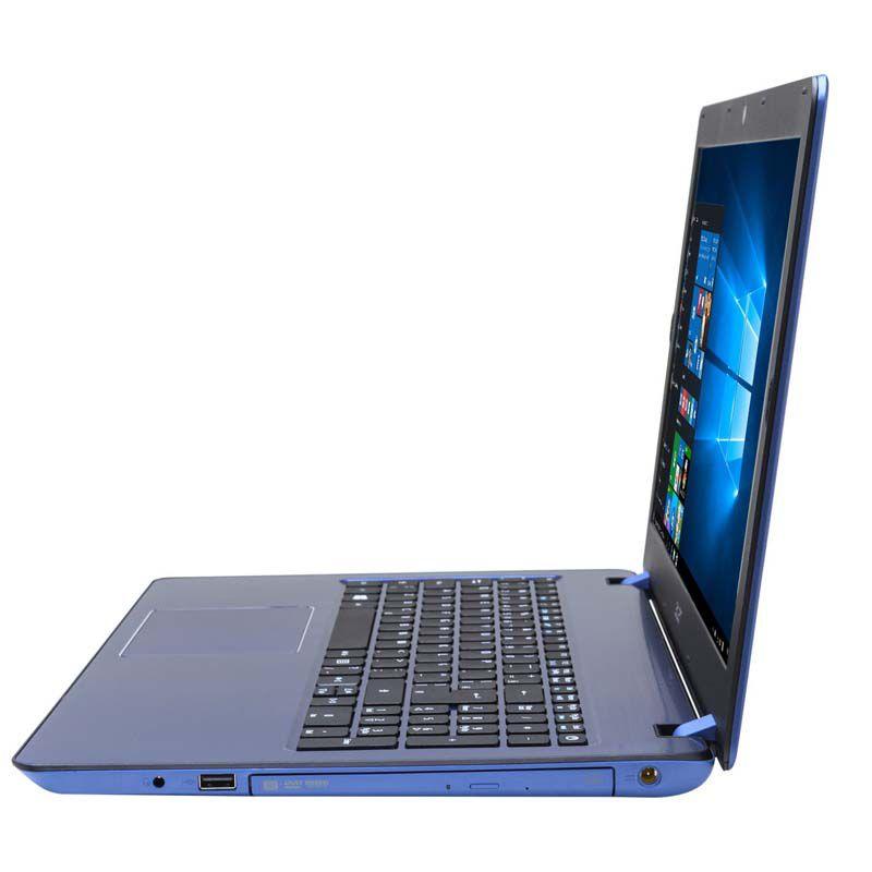 """Notebook Acer Aspire F5-573G - Intel Core i7 de 7ª Geração, 8GB de Memória, HD de 1TB, Placa de Vídeo NVIDIA GeForce 940MX de 4GB, Gravador de DVD, LED 15,6"""", Windows 10 - F5-573G-719C"""