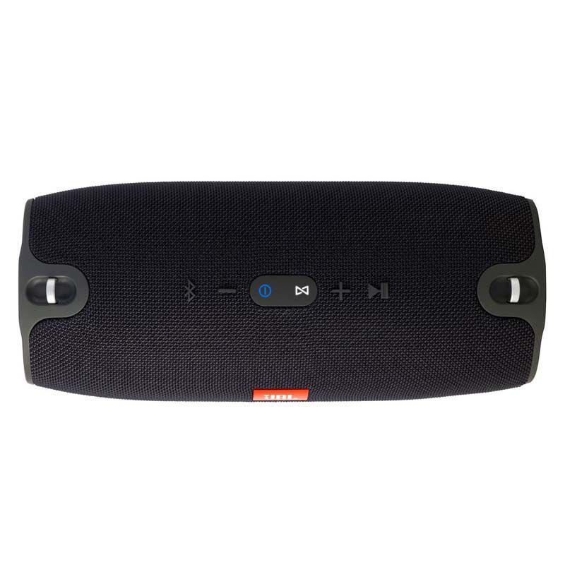 Caixa de Som Bluetooth JBL Xtreme com Potência de 40 W, Resistente a Respingos de Água, 15 Horas de  Reprodução - JBLXTREME -  BLACK/PRETO