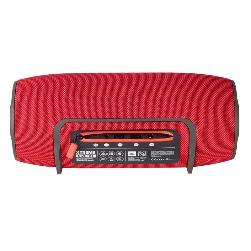 Caixa de Som Bluetooth JBL Xtreme com Potência de 40 W, Resistente a Respingos de Água, 15 Horas de Reprodução - JBLXTREME - RED/VERMELHO