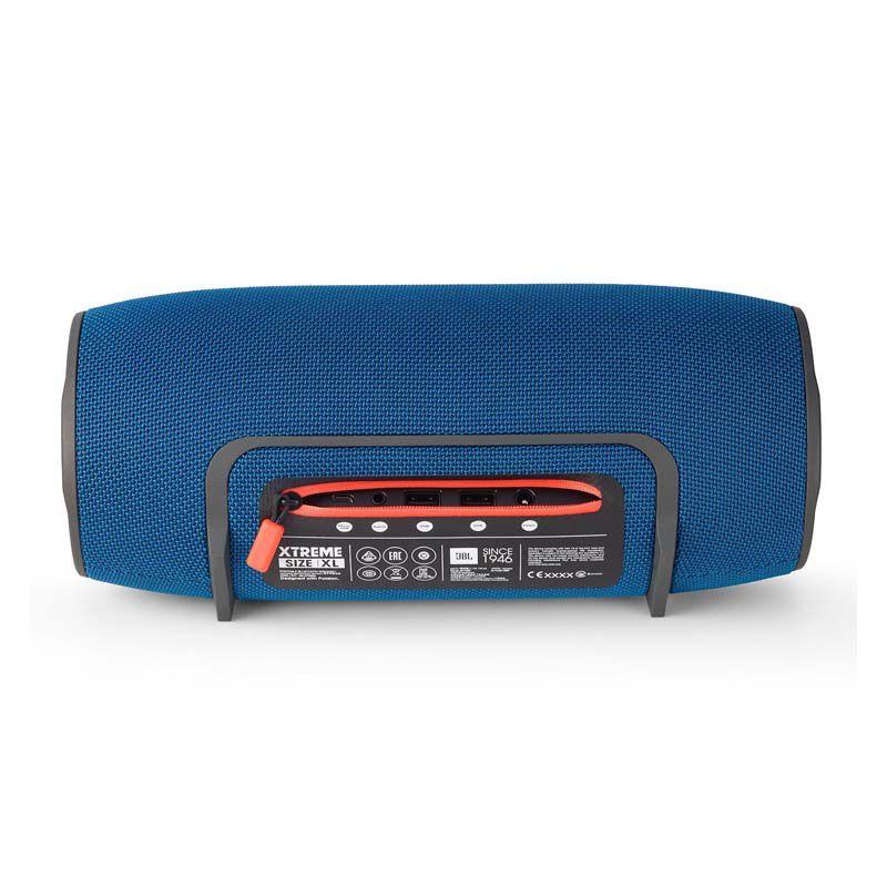 Caixa de Som Bluetooth JBL Xtreme com Potência de 40 W, Resistente  a Respingos de Água, 15 Horas de Reprodução - JBLXTREME - BLUE/AZUL