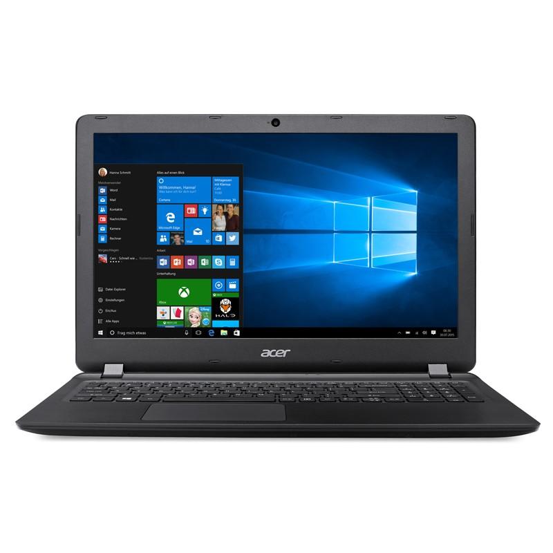 Notebook Acer Aspire ES1 com Intel Dual Core de 7ª Geração, 4GB de Memória, HD de 500GB, Teclado numérico, HDMI, Tela LED de 15.6