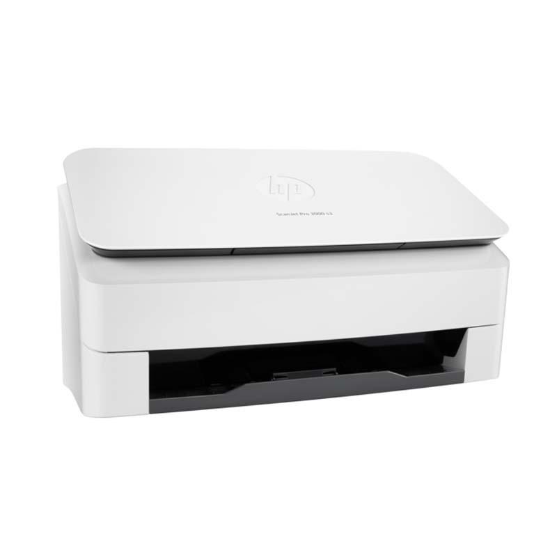 Scanner HP Scanjet PRO, Ótica de 600dpi, USB 2.0, USB 2.0 para acessório Wi-Fi, 3500 pág. diário – SHEETFED - Pro 3000 S3