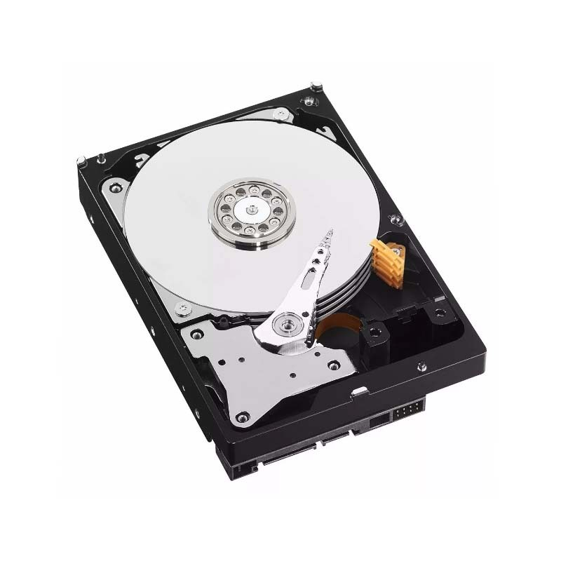 "HD para Desktop 8TB, Western Digital NAS Red - SATA 3, 6GB/s, cache 128MB, 3.5"" - WD80EFZX"