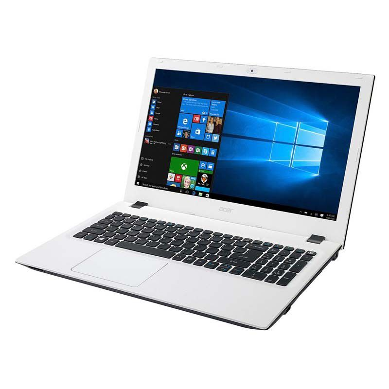 "Notebook Acer Aspire E5-573-59LD  - Intel Core i5, 4GB de memória, HD de 500Gb, HDMI, Bluetooth, Gravador de CD/DVD, Tela 15,6"", Windows 10 - Branco"