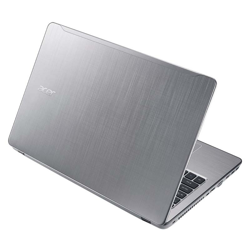 "Notebook Acer Aspire F5-573 51LJ  - Intel Core i5, 7ª Geração, 8GB de memória, HD de 1TB, HDMI, USB 3.1 C, Gravador de CD/DVD, Tela 15,6"", Windows 10 - Aluminium"