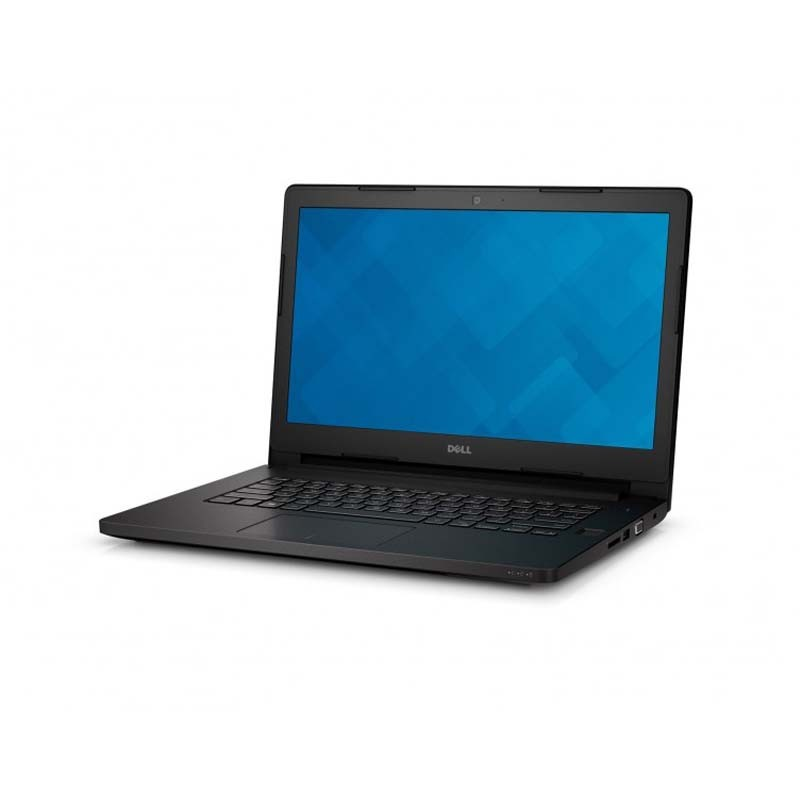 Notebook Dell Latitude 3470 - Intel Core i5, 6ªGeração, 8GB de memória, HD de 1TB, Placa de vídeo Intel HD Graphics GT2, Wireless A.C, Bluetooth, HDMI, Tela 14