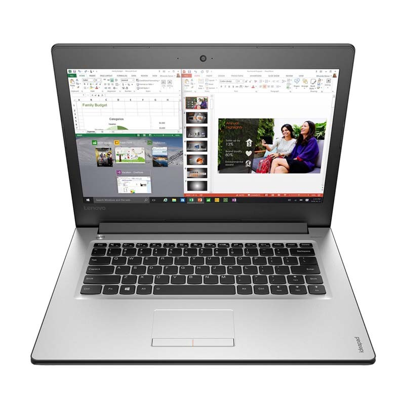"Notebook Lenovo Ideapad 310, com Intel Core i5 de 6ª Geração, 4GB de Memória, HD de 1TB, Placa de vídeo GeForce de 2GB, Wireless AC, Tela de 15,6"", Windows 10"