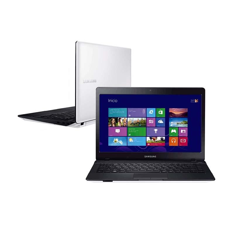 Notebook SAMSUNG ESSENTIALS E32, com Intel Core i3 5005U, 4GB de Memória, HD de 1TB, Gravador de CD/DVD, Bluetooth, Tela de 14