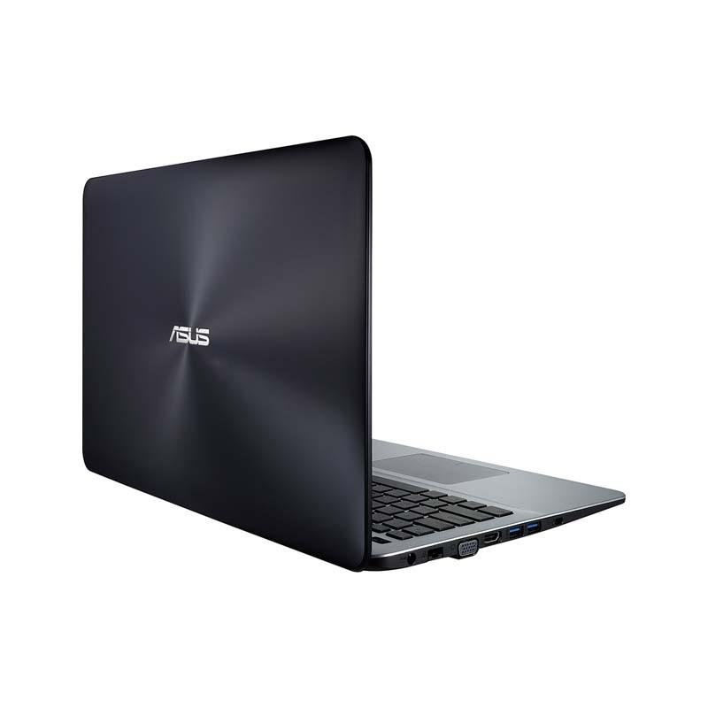 """Notebook ASUS X555LF-XX184T - Intel Core i5, 6GB de Memória, HD de 1TB, Tela de 15,6"""",Placa de vídeo NVIDIA GeForce 930M de 2Gb, Gravador de CD/DVD, Windows 10"""