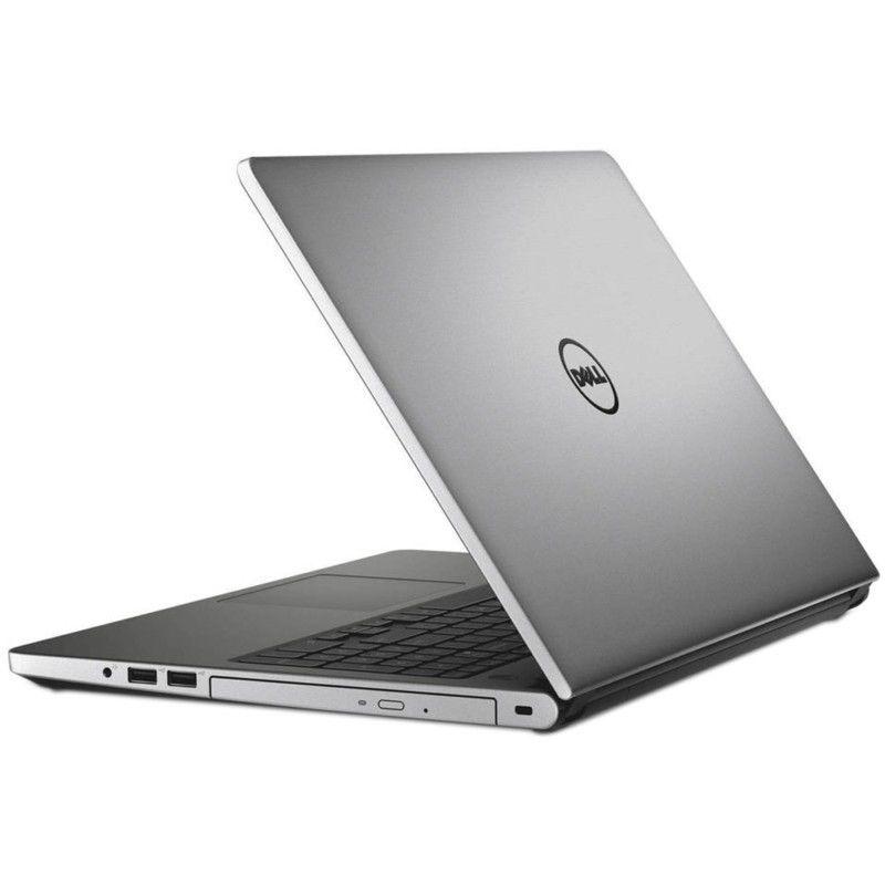 """Notebook DELL I5559-1480SLV - com Intel Core i7, 6ªGeração, 16GB de Memória, HD de 1TB,Gravador de DVD, HDMI, AMD RADEON R5 M335 4Gb, Tela de 15,6"""" FULL HD, Windows 10 - I5559-1480SLV"""