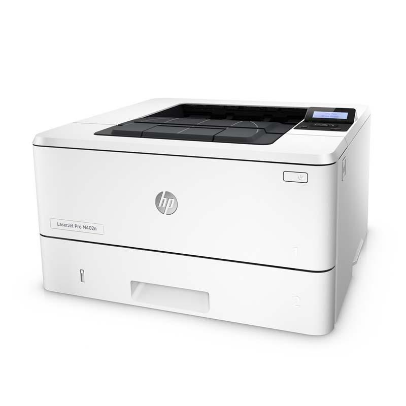 Impressora HP LASERJET M402N, Velocidade 40ppm, Resolução 600pdi, Monocromática, USB , Ethernet – 110V
