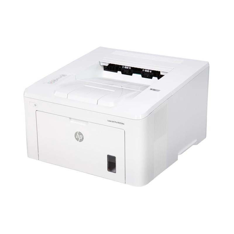 Impressora HP LasetJet M203DW - Wireless, Monocromática