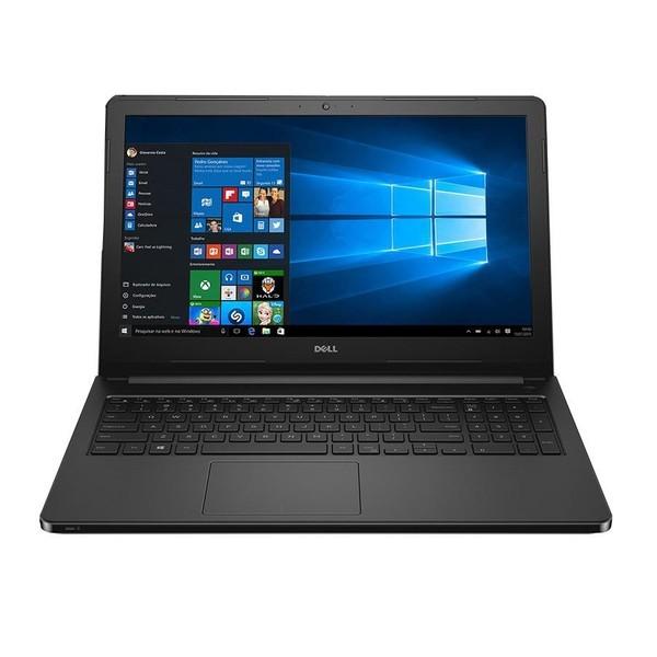 """Notebook Dell Inspiron 5566 Intel Core i5 de 7ªGeração, 8GB de Memória, HD de 1TB, Tela LED de 15.6"""" – 15-5566"""