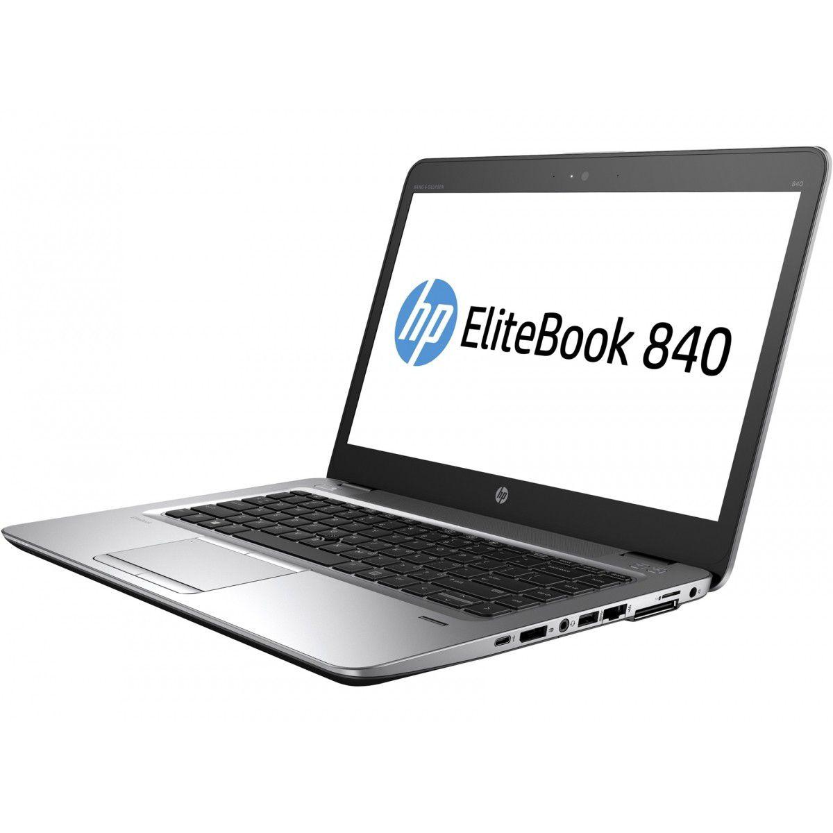 "Notebook HP ELITEBOOK 840 G3 - Intel Core i5, 4GB de memória, HD 500GB, Leitor Biometrico, Tela 14"", Windows (showroom)"
