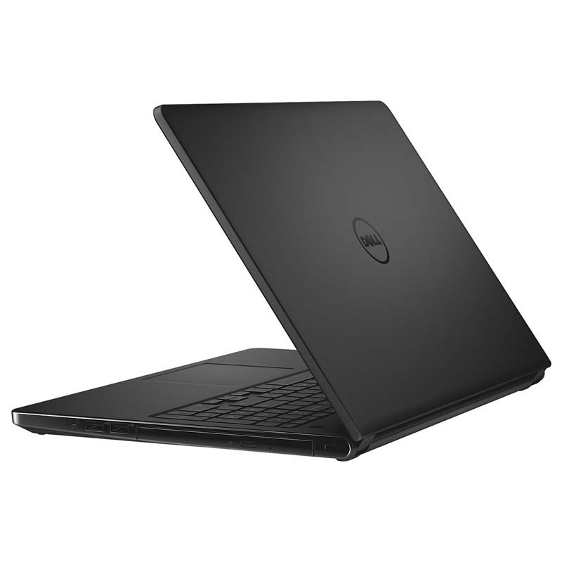 Notebook DELL 15566-3000BLK, Intel Core i3, 7ªGeração, 6GB de Memória, HD de 1TB, Gravador de DVD, HDMI, Tela 15.6