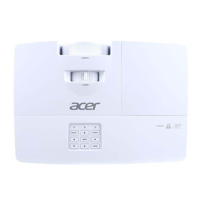 Projetor Acer X117H - Lumens 3600, Contraste 20.000, HDMI, USB, VGA, USB mini b