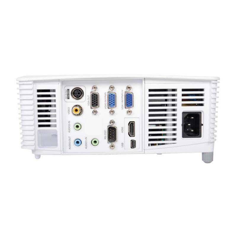 Projetor Optoma BR331W - Lumens 3500, Contraste 20.000, 3D,HDMI, USB, VGA, USB mini b – BR331W - Branco