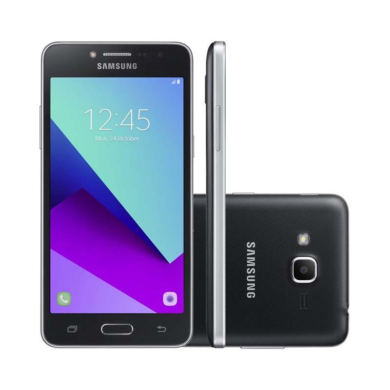 """Smartphone Samsung Galaxy J2 Prime, com 8GB, Quad Core, 4G, Câmera CMOS de 8.0MP com Flash, Dual Chip, Tela de 5.0"""" - SM-G532M - Preto"""