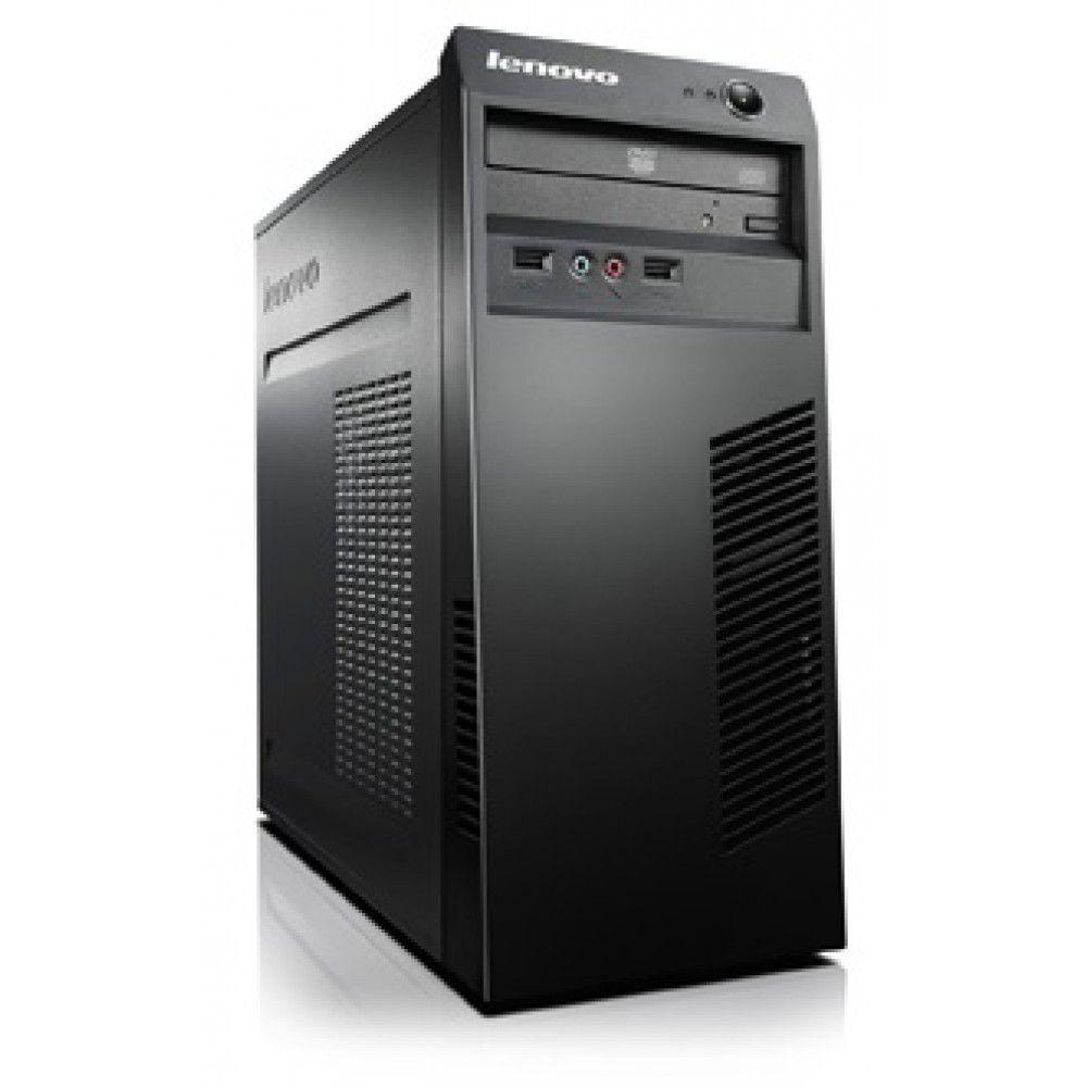Computador Lenovo 63 Intel Core I5, 4GB de Memória, HD de 500GB, DVD-RW + Teclado e Mouse (Windows 10 PRO)