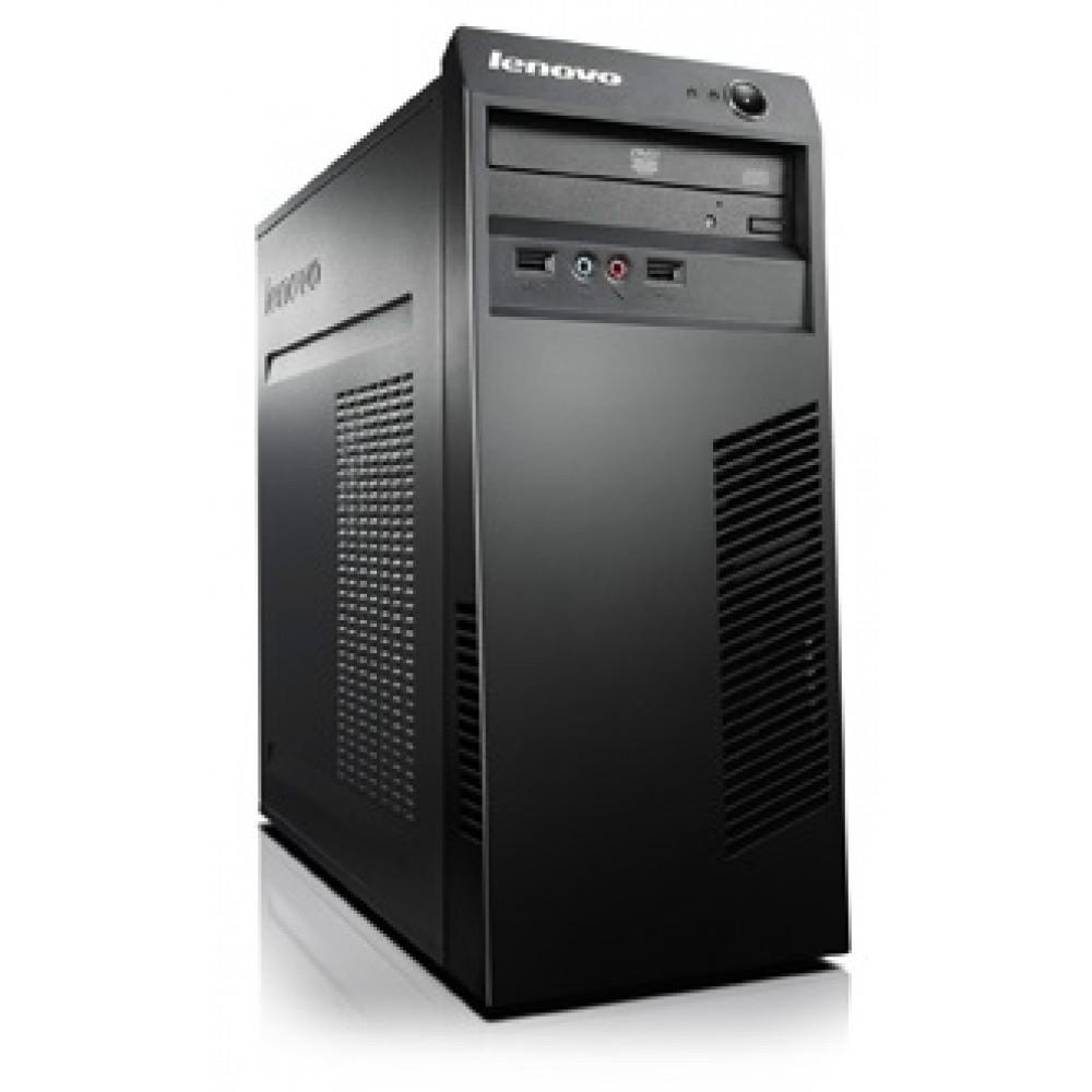 Computador Lenovo 63 Intel Core I5, 4GB de Memória, HD de 500GB, DVD-RW + Teclado e Mouse *