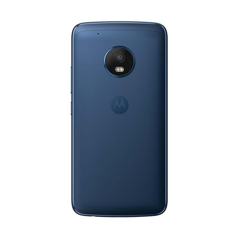 "Smartphone Motorola Moto G5 Plus de 32GB, Câmera 12MP com Flash LED, Octa Core, TV integrada, Tela Full HD 5.2""- Azul - XT1683"