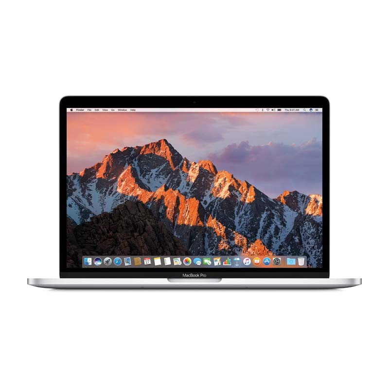 """MacBook Pro 2017 Prateado - Intel Core i5, 8GB, SSD 128GB, USB-C, Retina de 13.3"""" - MPXR2 Apple"""