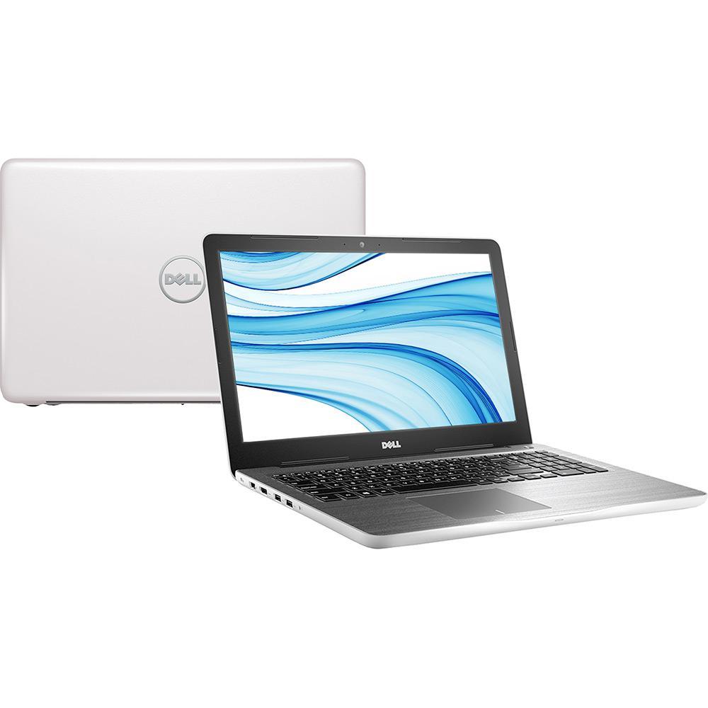 """Notebook Dell Inspiron 5000, Intel Core i7 de 7ª Geração, 16GB de Memória, Placa de vídeo RADEON de 4GB, HD de 1TB, Tela LED de 15.6"""" - Inspiron 15 5567-D40"""