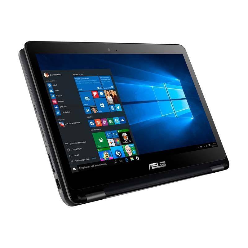 Notebook 2 em 1  Asus TP301UA , Intel Core i5, Memoria de 6GB, HD de 1TB, Tela LED 13.3