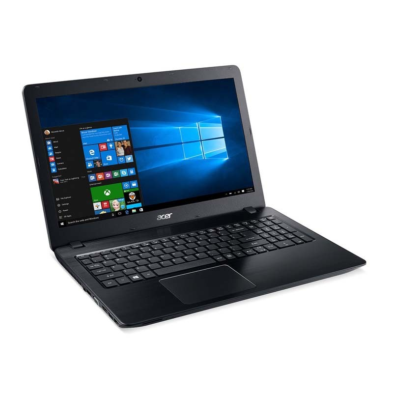 """Notebook Acer F5-573, Intel Core i5 de 6ª Geração, 8Gb de Memória, HD de 1TB, Tela de 15.6"""" – aluminium Black - Windows 10 - 573-521B"""