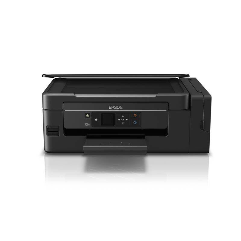 Impressora Multifuncional Ecotank Epson L495 Tanque de Tinta, USB, Wireless – L495