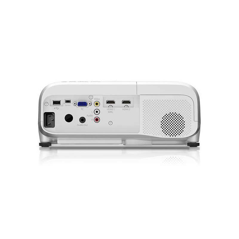 Projetor Epson Home Cinema 2045 Full HD, 2.200 Lumens, 35.000:1, HDMI, Wireless
