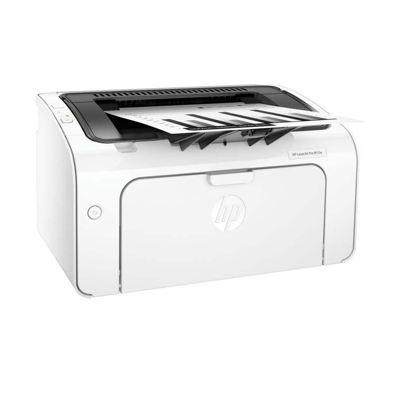 Impressora HP Laser Jet PRO M12W, Velocidade 18ppm, Resolução 600pdi, USB, WiFi - M12W