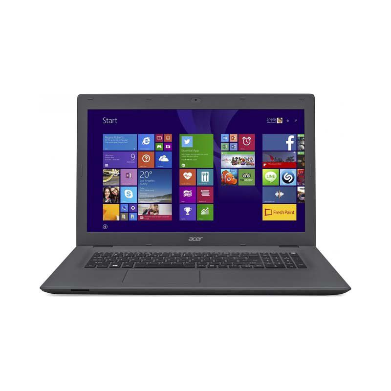 "Notebook Acer E5-522-88XZ, AMD A8-7410, 8GB de Memória, HD de 1TB, Tela de 15,6"", Placa de vídeo Radeon R5 1Gb, Gravador de DVD, Windows 10"