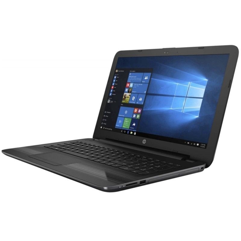 "Notebook HP 15-BA009DX, Quad-core AMD A6-7310, 4GB de Memória, HD de 500GB, Placa de vídeo Radeon R4 , Gravador de DVD, Tela de 15,6"" , Windows 10"