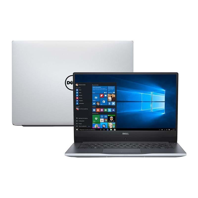 Notebook Dell Inspiron 7560, Intel Core i5, 7ªGeração, 8GB de Memória, SSD de 256Gb, Placa de vídeo Nvidia GF940MX de 4GB, Teclado Retroiluminado, Tela de 15,6