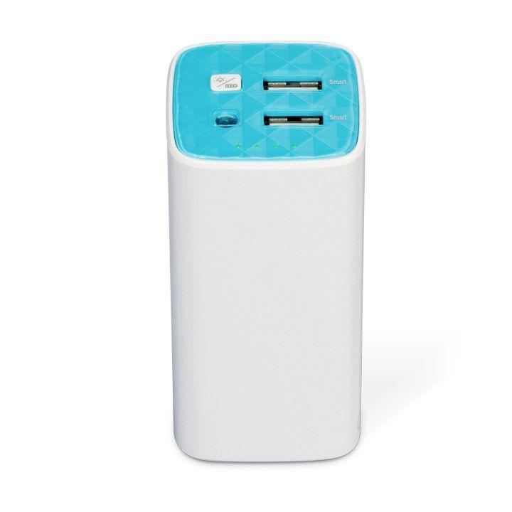 Carregador Portátil TP-Link 10400mAh - 2x Portas USB, Lanterna auxiliar - TL-PB10400