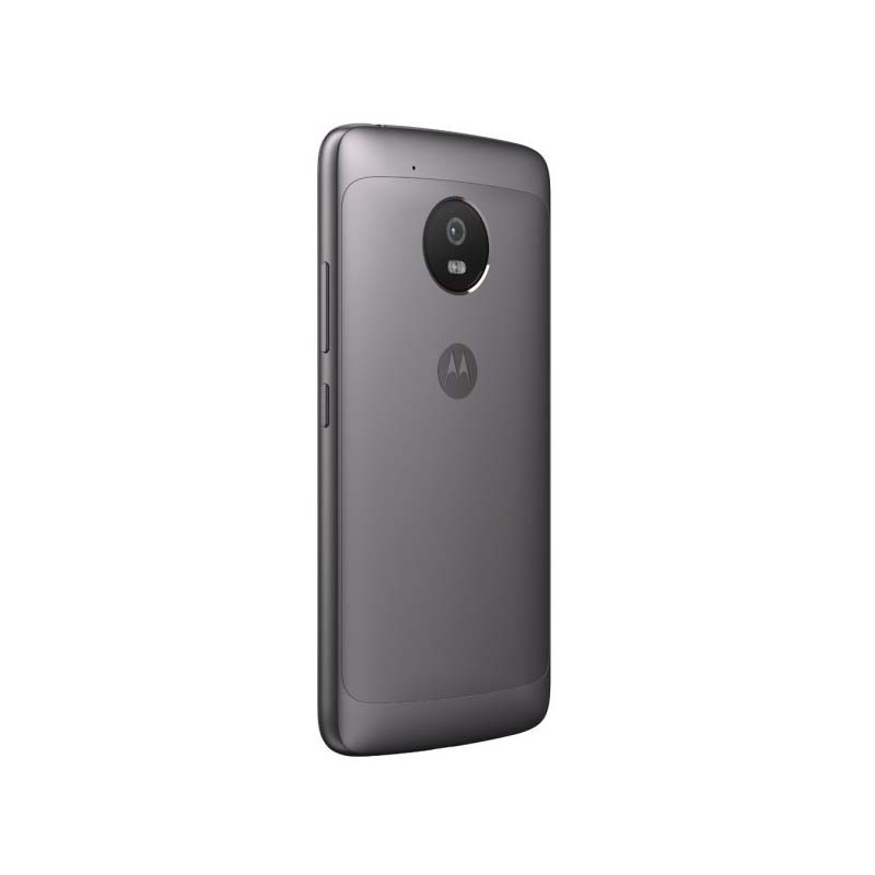 """Smartphone Motorola Moto G5 de 16GB, Dual chip, 4G, Tela de 5"""", Câmera de 13MP, Flash,Gravação de vídeo 1080p, Leitor biométrico - XT1676, Platinum"""