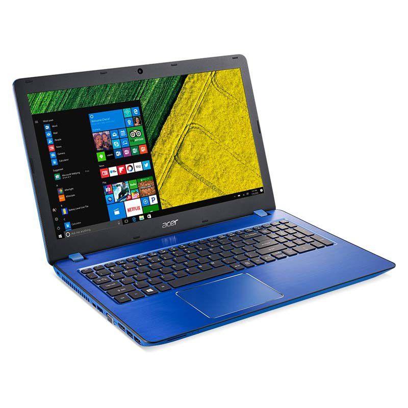 """Notebook Acer Aspire F5-573G-71BW com Intel Core i7 7500U, Memória de 16GB, HD de 2TB, Placa Gráfica GeForce 4GB, Gravador de DVD, HDMI, Bluetooth, LED 15.6"""" e Windows 10 - F5-573G-71BW"""
