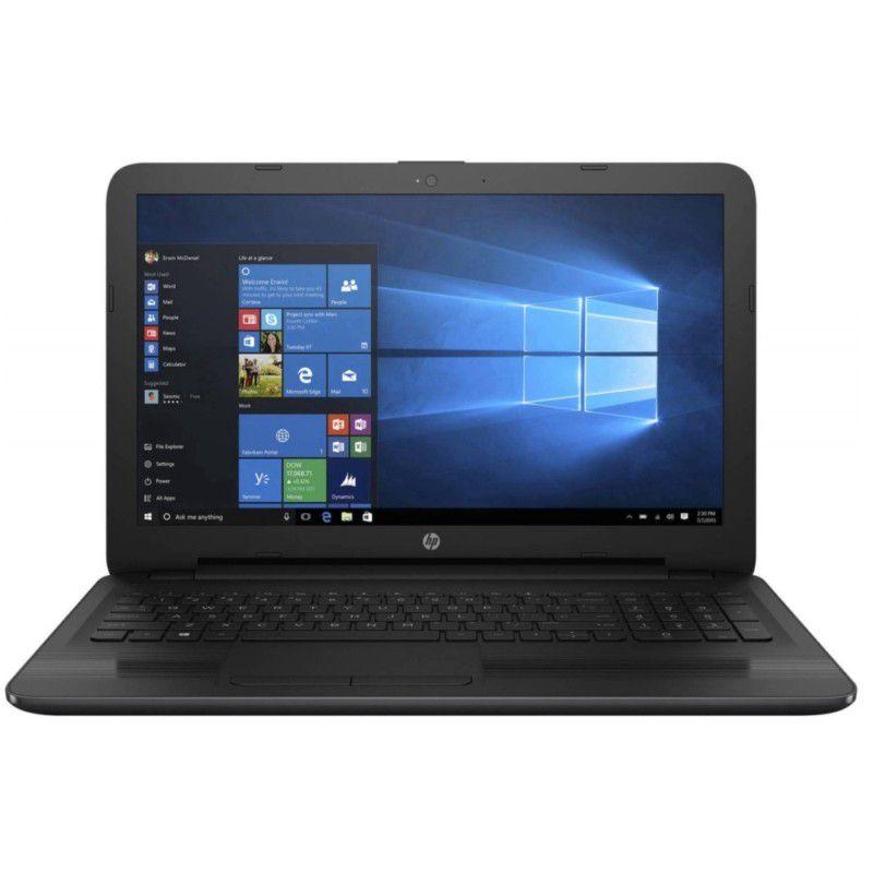 """Notebook HP 15-BA009DX, Quad-core AMD A6-7310, 8GB de Memória, HD de 500GB, Placa de vídeo Radeon R4 , Gravador de DVD, Tela de 15,6"""" , Windows 10"""
