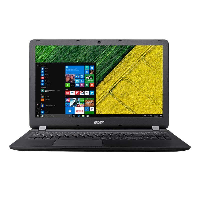 """Notebook Acer ES1-572-33BP, Intel Core i3 7100U, 4GB de Memória, HD de 1TB, USB 3.0, Tela de 15,6"""" HD, Windows 10 - Preto"""