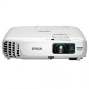 Projetor Epson PowerLite W18+ - Conectividade Wi-Fi, 3000 Lumens, 3LCD, HDMI, WXGA 1280x800, Zoom Óptico, Auto falantes incorporados