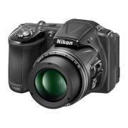 """Câmera Digital Nikon Coolpix L830 - 16.0MP, Sensor CMOS,  Zoom Óptico 34x, Vídeo Full HD, Detecção de Movimento, Tela de 3"""""""