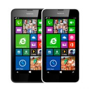 Celular Nokia Lumia 630 - 8 GB, 3G, Câmera de 5 MP, Tv Digital Dual Chip, Quad Core 1.2Ghz - Desbloqueado ANATEL