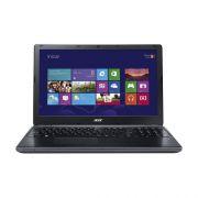 Notebook Acer E5-571-54MC - Intel Core i5, Memória de 4GB, HD 500GB, Leitor de Cartões, HDMI, Wireless,  Windows 8.1, Tela LED 15.6