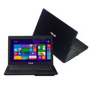 """Notebook Asus X451 Intel Dual Core, Memória de 4GB, HD 500GB, HDMI, Tela de 14"""""""