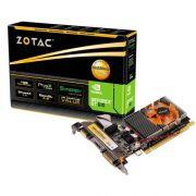 Placa de Vídeo Geforce GT610 - Mem. 1GB GDDR-3, Processador Cuda Cores 48, Clock 810 MHz, Shader Clock 1620 MHz, DVI, HDMI, VGA, Low Profile *