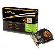 Placa de Vídeo Geforce GT730 - Mem. 1GB GDDR-3, Processador Cuda Dual 96, Clock 700 MHz, DVI, MINI - HDMI