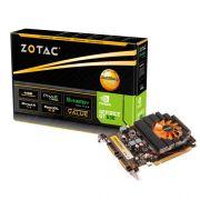 Placa de Vídeo Geforce GT630 - Mem. 4GB GDDR-3, Processador Cuda Cores 96, Clock 700 MHz, DVI, HDMI, VGA