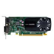Placa de Vídeo Nvidia Quadro K620 - Mém. 2GB DDR3, Processador Cuda Core 384, DVI, DP